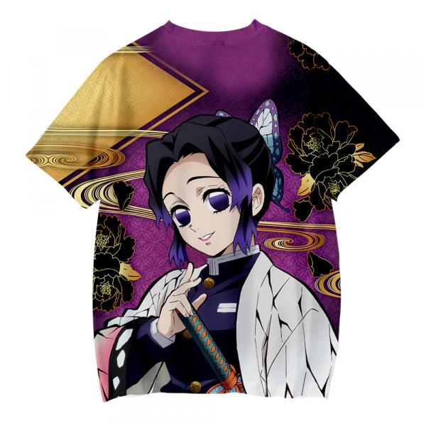 Demon Slayer T-Shirt Anime Shinobu