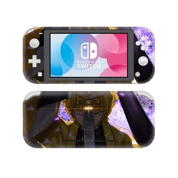 Nintendo Switch case Zenitsu