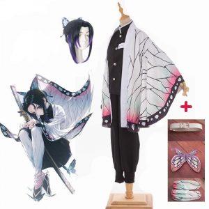 Demon Slayer Cosplay Shinobu