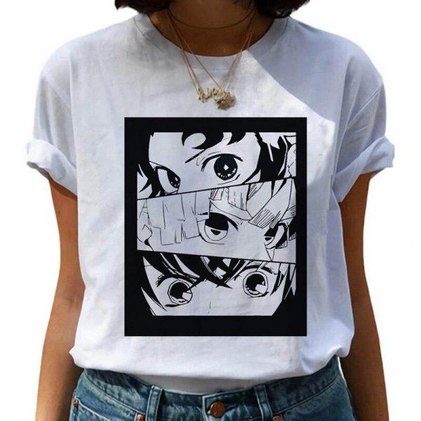 Demon Slayer T-Shirt  Three Perceptions