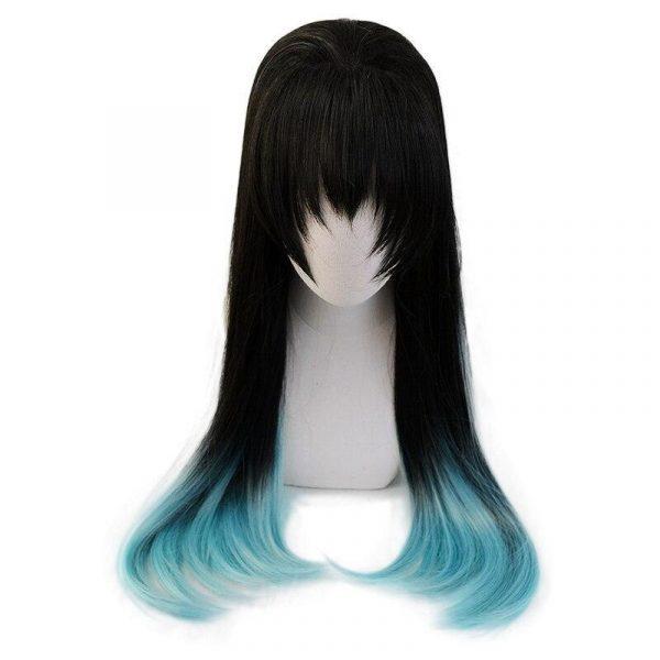 Demon Slayer Cosplay Muichiro Tokito Wig