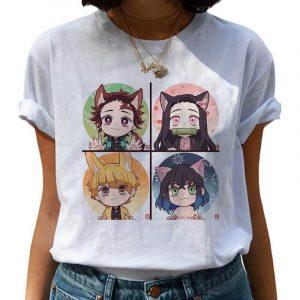 Demon Slayer T-Shirt Nezuko