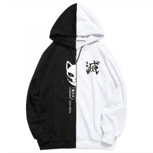 Demon Slayer Hoodie  Tanjiro Streetwear