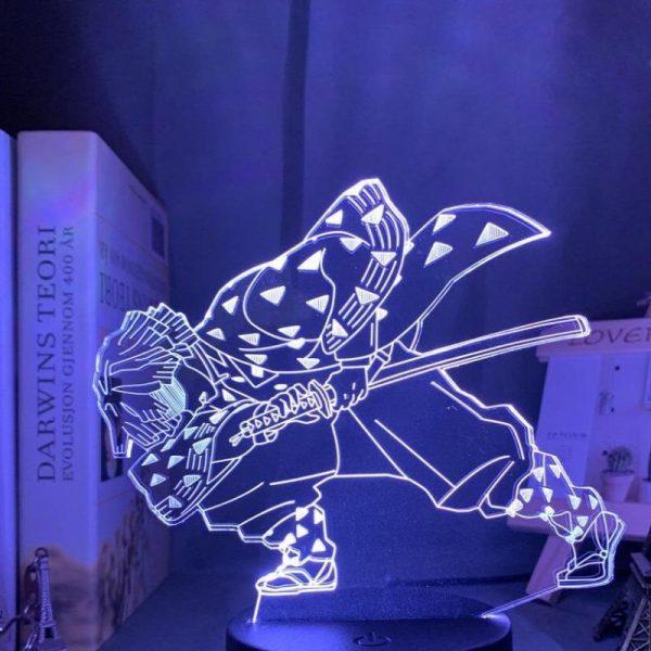 Demon Slayer Lamp Zenitsu Agatsuma
