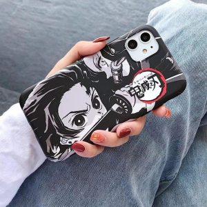 Demon Slayer iPhone Case </br> Tanjiro & Nezuko
