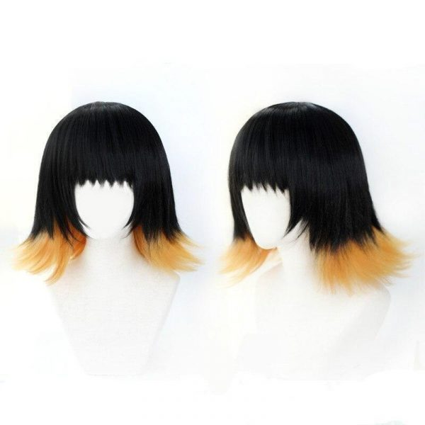 Demon Slayer Cosplay Susamaru Wig