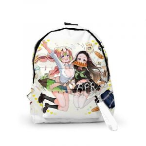 Demon Slayer Backpack </br> Mitsuri & Nezuko </br> School