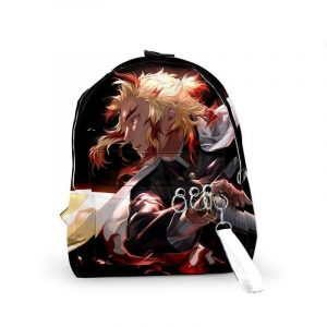Demon Slayer Backpack </br> Rengoku Kyojuro </br> Ready to Fight