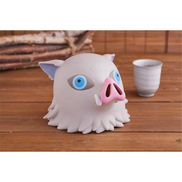 Demon Slayer Piggy Bank </br> Inosuke Boar Head