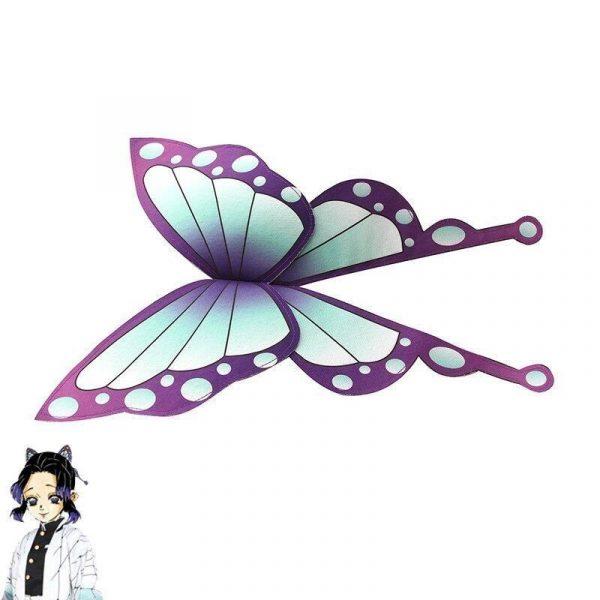 Demon Slayer Cosplay </br> Shinobu Kocho Butterfly Hair Clip