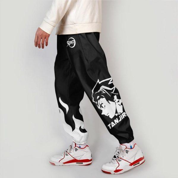 Demon Slayer Pants  Tanjiro Streetwear