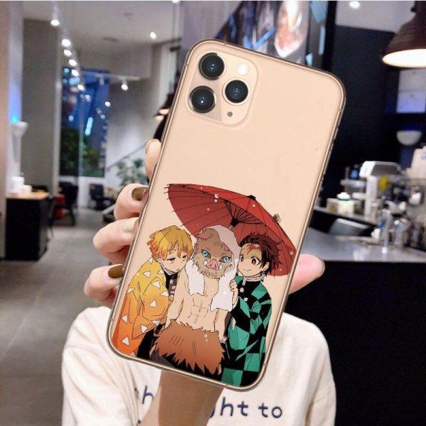 Demon Slayer iPhone Case </br> Inosuke's Sorrow