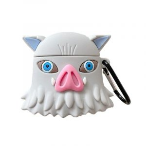 Demon Slayer AirPod Case Inosuke Boar Head