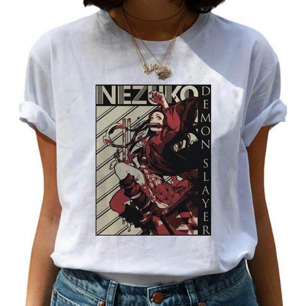 Demon Slayer T-Shirt  Nezuko Kamado