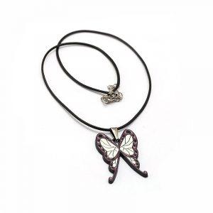 Demon Slayer Necklace </br> Shinobu Kocho Butterfly