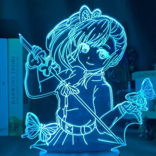 Demon Slayer Lamp Tsuyuri Kanao