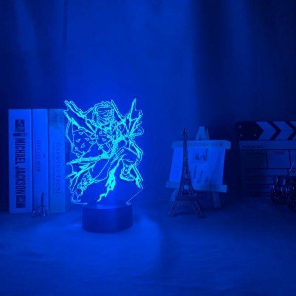 Demon Slayer Lamp Zenitsu