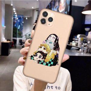 Demon Slayer iPhone Case </br> The Cute Team