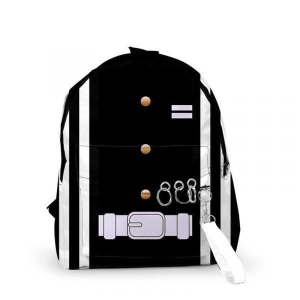 Demon Slayer Backpack </br> Obanai Iguro Pattern