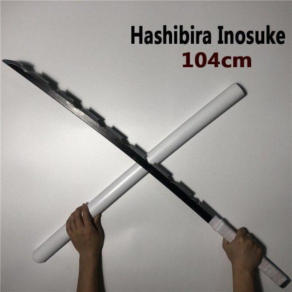 Demon Slayer Nichirin Blade </br> Inosuke Hashibira