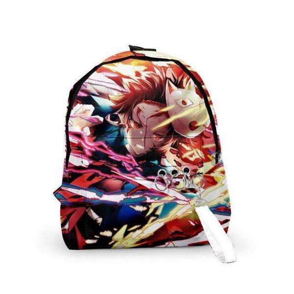 Demon Slayer Backpack </br> Tanjiro Hinokami Kagura