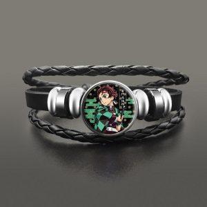 Demon Slayer Bracelet </br> Tanjiro
