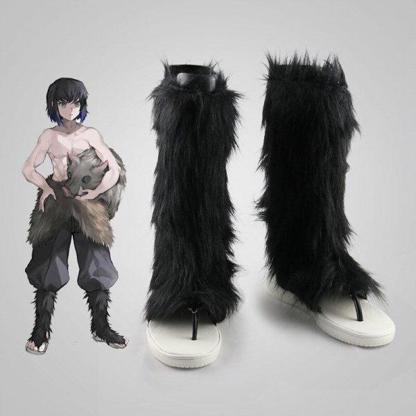 Demon Slayer Shoes Inosuke