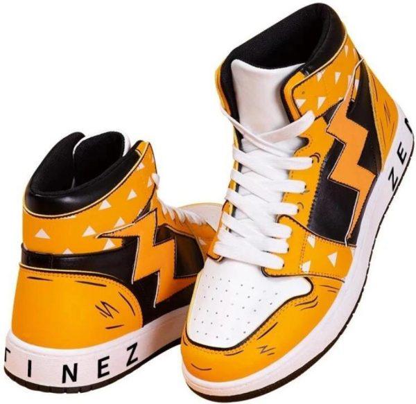 Demon Slayer Shoes </br> Zenitsu Agatsuma