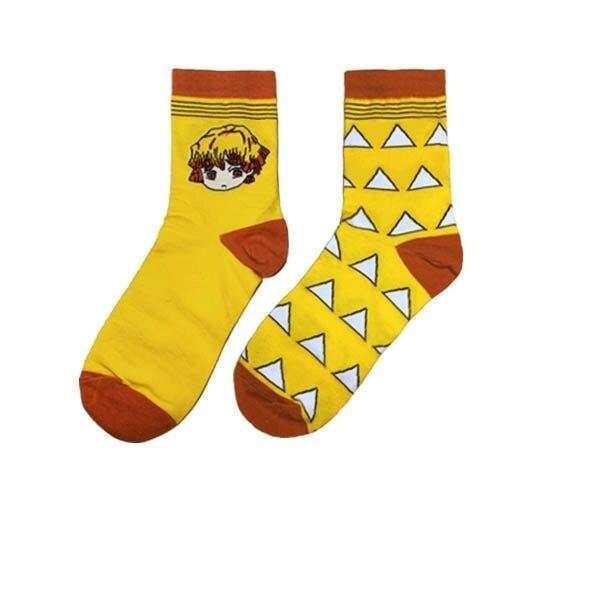 Demon Slayer Socks </br> Zenitsu