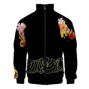 Demon Slayer Jacket </br> Lady Muzan Pattern