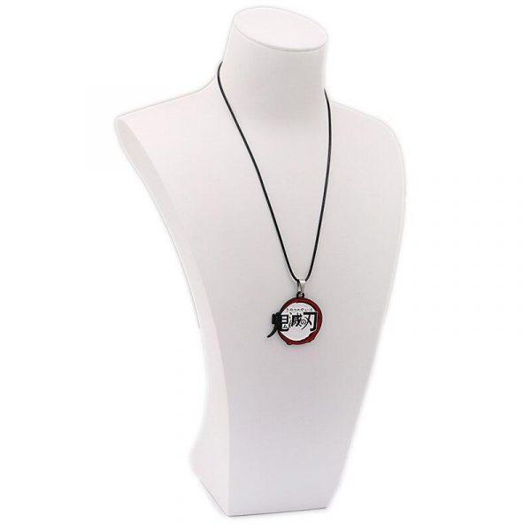 Demon Slayer Necklace </br> Japanese Logo
