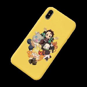 Demon Slayer Phone Case Samsung </br> Chibi Team