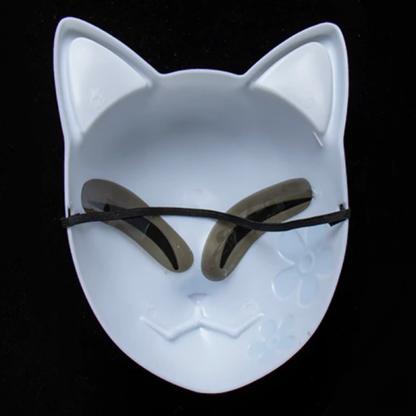 Demon Slayer Mask Led Halloween