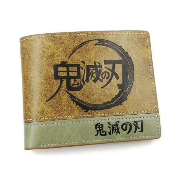 Demon Slayer Wallet Logo