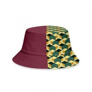 Demon Slayer Hat </br> Giyu Tomioka Pattern