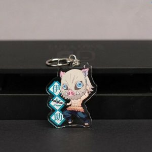 Demon Slayer Keychain Inosuke