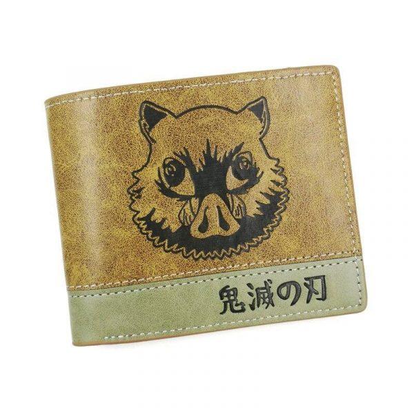Demon Slayer Wallet  Inosuke the Beast