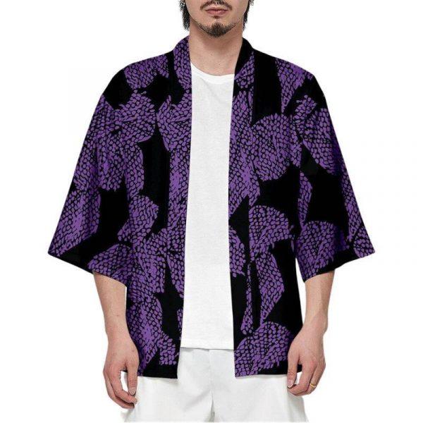 Demon Slayer Kimono Kokushibou