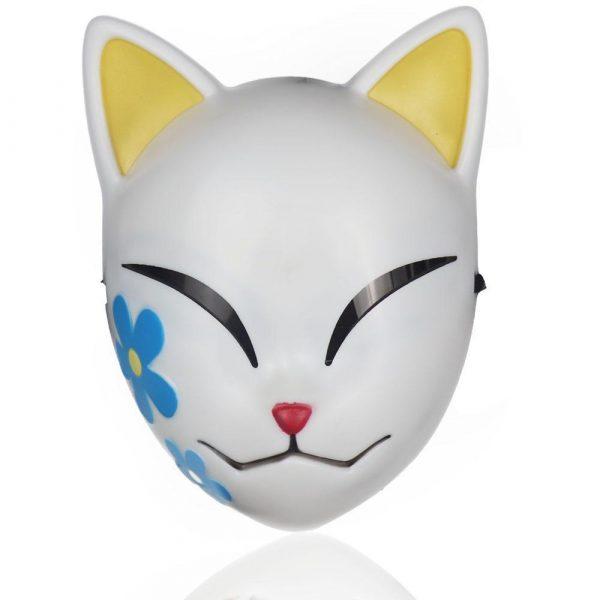 Demon Slayer Mask Makomo