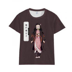 Demon Slayer T-Shirt Nezuko & Shinobu