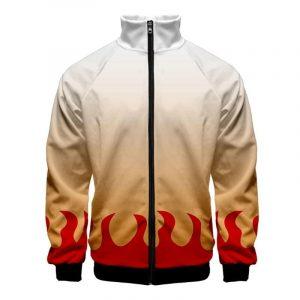 Demon Slayer Jacket </br> Kyojuro Rengoku Pattern