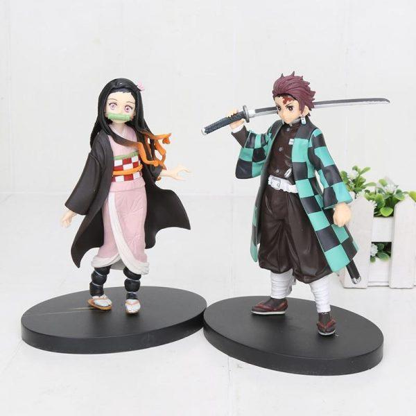 Demon Slayer Figure </br> Tanjiro and Nezuko
