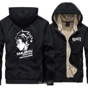 Demon Slayer Coat </br> Tanjirou Side Face