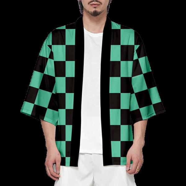 Demon Slayer Kimono Tanjiro Kamado