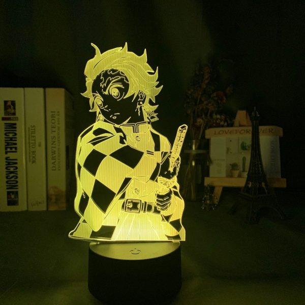 Demon Slayer Lamp Tanjiro