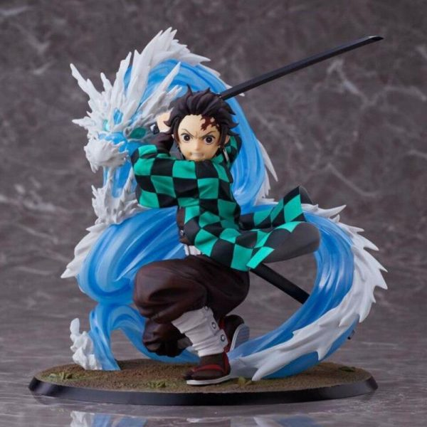 Demon Slayer Figure </br> Tanjiro Water Dragon