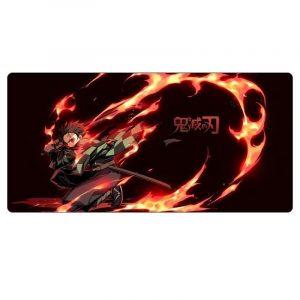 Demon Slayer Mouse Pad Tanjiro