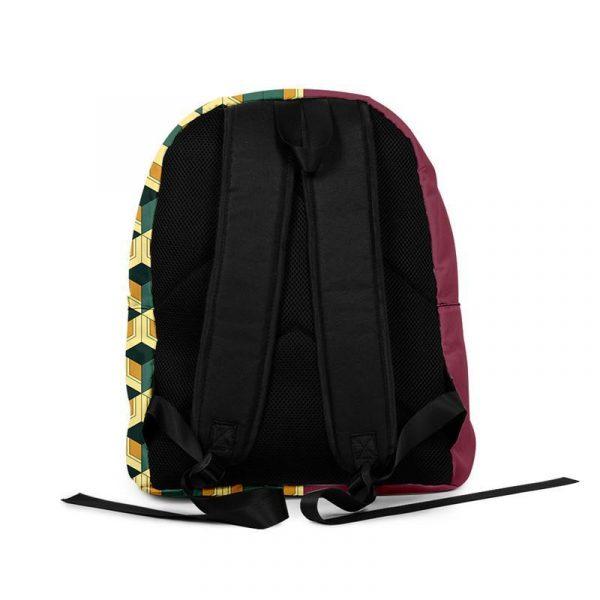 Demon Slayer Backpack </br> Giyu Tomioka Pattern