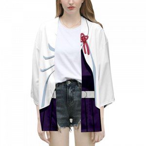 Demon Slayer Kimono Tsuyuri Kanao