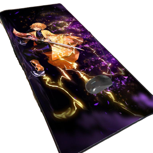 Demon Slayer Mouse Pad Zenitsu Agatsuma